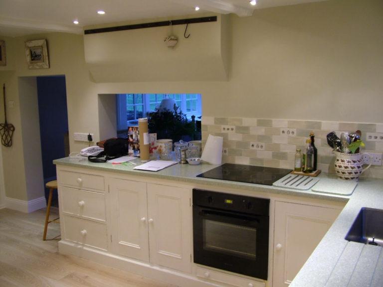kitchen design and fitting basingstoke