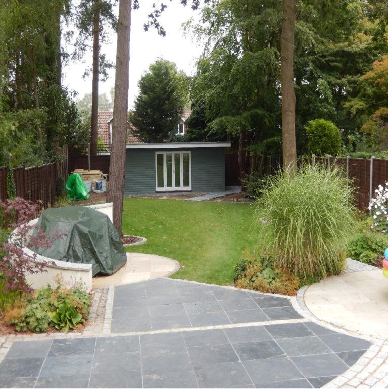 bespoke garden room david matthews carpentry and joinery basingstoke