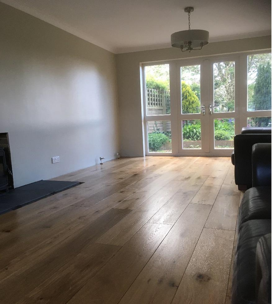 wood flooring david matthews carpentry and joinery basingstoke